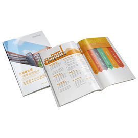 Advertising Brochure Printing Services With Professional Developing Team