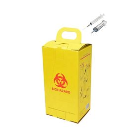 Medical Sharps Box sharp container medical waste container for hospital