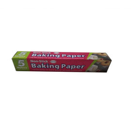 Plastic Wrap Packaging Baking Paper Box Recyclable Eco Friendly Mateirial
