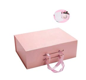 Luxury Custom Clothing Boxes Thick Paper Material With Long Service Life