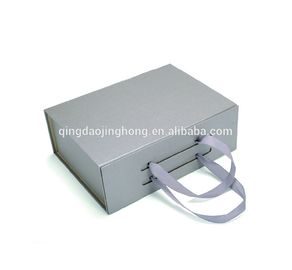 High Weight Flat Integrated Apparel Packaging Boxes , 6 Coloured Packaging Boxes
