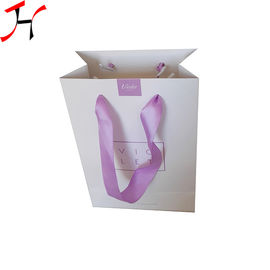 Customized Colorful Paper Bags With Handles Fashion Style For Gift Packing
