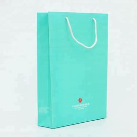 Embossing Oil Proof Paper Bags