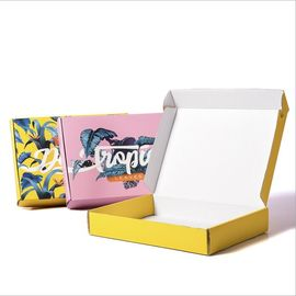 Custom Corrugated Clothing Packaging Box